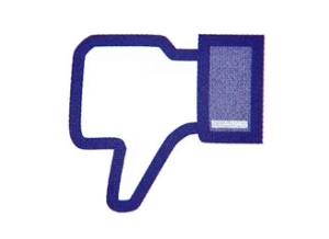 Like button of Facebook on 8 July 2011.