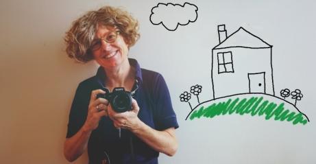 macchina fotografica per agenti immobiliari